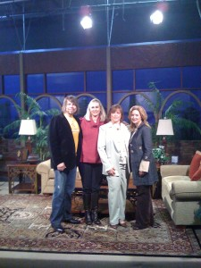 ATL Live with Shelley Hendrix, Karen Presleigh & Marty Magehee of 4-Him